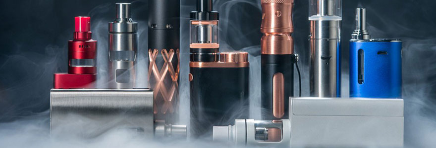 Acheter des accessoires pour cigarettes électroniques