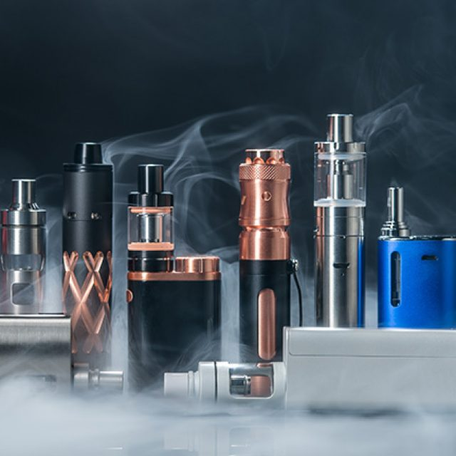 Vente de cigarettes électroniques
